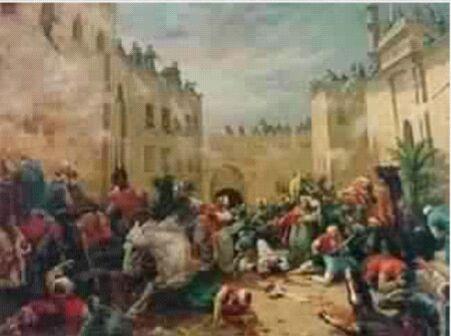 "Photo of ""زي النهاردة""مذبحة القلعة 1 مارس 1811م"