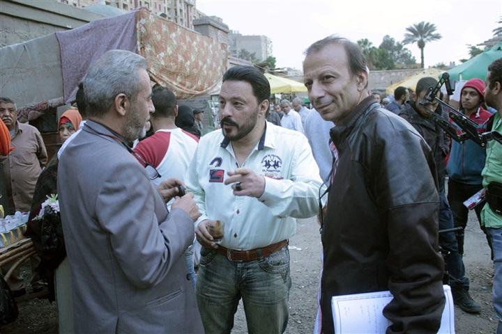 الصور الأولى لـ عمرو عبد الجليل في فيلم سوق الجمعة العالم العربي