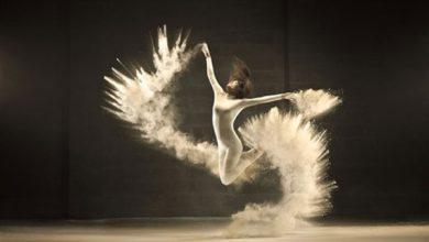 Photo of إنها ترقص إذن هي سعيدة