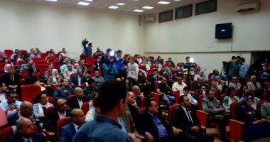 Photo of انطلاق الدورة الخامسة من مهرجان طنطا الدولى للشعر 25 أكتوبر