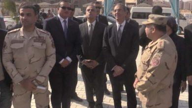 """Photo of وزير الإتصالات يزور جامعة سوهاج ويتفقد معهد """"ITI"""" استعدادا لافتتاحه"""