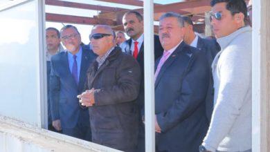 Photo of وزير النقل يتفقد ميناء بورتوفيق ويوجه بتطوير ورفع كفاءة الارصفة البحرية