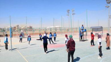 """Photo of أسرة طلاب من اجل مصر بجامعة السويس تنظم دورة رياضية تحت شعار """" من البطل """""""