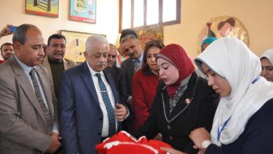 Photo of وزير التربية والتعليم يتفقد مدرسة الأمل للصم والمدرسة المصرية اليابانية بسوهاج