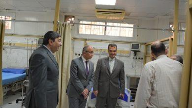 Photo of رئيس جامعةالزقازيق يتفقد استعدادات المستشفيات الجامعية لمواجهة إنتشار فيروس كورونا