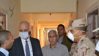 Photo of المدن الجامعية بجامعة الإسكندرية مستعدة للعزل الصحى للمصابين بفيروس كورونا
