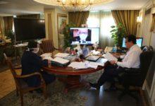 """Photo of وزير التعليم العالي يرأس اجتماع مجلس إدارة معهد بحوث أمراض العيون عبر """"الفيديو كونفرانس"""""""