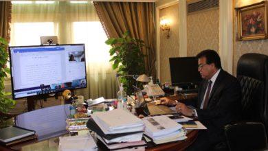 Photo of وزير التعليم العالي يرأس اجتماع مجلس إدارة المعهد القومي للبحوث الفلكية والجيوفيزيقية