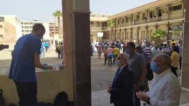 Photo of محافظ بورسعيد يترأس غرفة عمليات الثانوية العامة فى يومها الأول تابع التفاصيل
