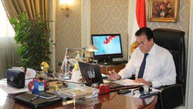 Photo of وزير التعليم العالي يشارك في مؤتمر الحوار بين اليونسكو وإفريقيا والصين