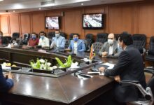 Photo of وزير الشباب والرياضة يلتقي بمجموعة شباب من محافظة الشرقية