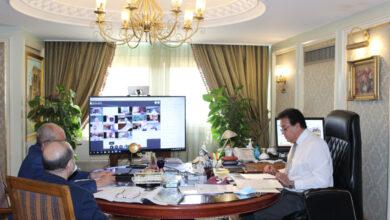 Photo of وزير التعليم العالي يرأس اجتماع مجلس شئون المعاهد العالية الخاصة تابع التفاصيل