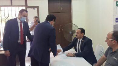 Photo of وزير الرياضة يدلي بصوته في انتخابات مجلس الشيوخ بالشروق تابع التفاصيل