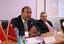 """Photo of انعقاد ندوة بعنوان """"التكنولوجيا والابتكار بين النظرية والتطبيق""""  بالجامعة المصرية الصينية"""