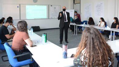 Photo of حقوق الألمانية بالقاهرة تعقد برنامج تدريبي مكثف لأبنائها