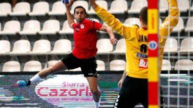 Photo of منتخب مصر لكرة اليد يواجه البرازيل استعدادا للمونديال