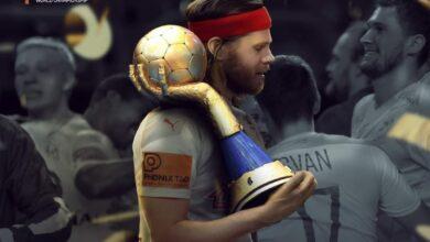 Photo of هانسن أفضل لاعب في بطولة العالم مصر 2021