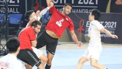 Photo of للمرة الثانية على التوالي مصر تهزم اليابان استعدادا لمونديال اليد