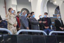 Photo of وزير الرياضة يقوم بجولة في ستاد القاهرة الدولي ويشهد بروفه الإفتتاح