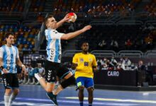 Photo of الأرجنتين تهزم الكونغو الديمقراطية في أول مباريات المجموعة الرابعة بمونديال اليد