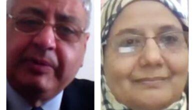 "Photo of إيناس حامد : ""صحتك بين إيديك "" استراتيجيات الإعلام والمبادرات الرئاسية فى ظل كورونا"