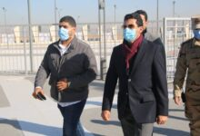 Photo of وزير الرياضة يحفز لاعيبي المنتخب قبل مواجهة مقدونيا بمونديال اليد