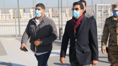 Photo of وزير الشباب والرياضة يتابع إجراءات إقامة منتخبي الأرجنتين والكونغو فور وصولهم للقاهرة
