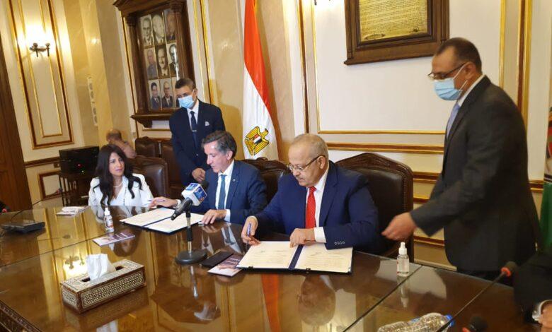 Photo of التعليم العالي توقع اتفاقية تعاون مع الوكالة الجامعية الفرنكوفونية